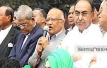 বিএনপির প্রধান দাবি খালেদা জিয়ার মুক্তি : মোশাররফ