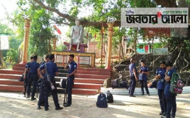 কক্সবাজারের ১২৯ বৌদ্ধ বিহারে নিরাপত্তা জোরদার