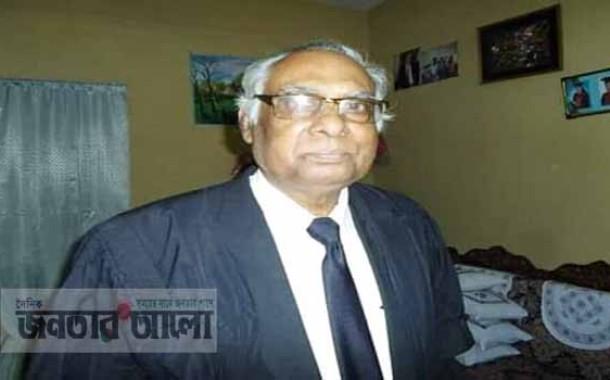 দৌলতপুরের গুনী ব্যাক্তিত্ব প্রিন্সিপাল 'আমিরুল ইসলামে'র দাফন সম্পন্ন
