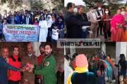 'মিরপুর প্রেসক্লাব'র মাস্ক বিতরণের মাধ্যমে শীতকালীন বনভোজন উদযাপন