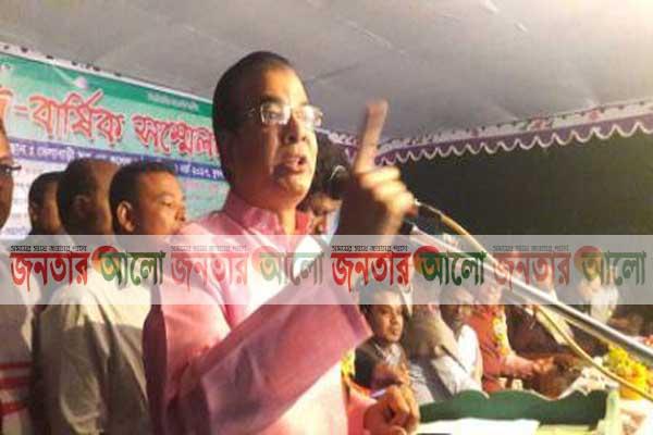 ব্যাংকের হাজার কোটি টাকা লুটপাটের বিচার নাই: আসাদুল হাবিব দুলু