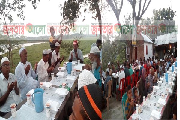 নেপা ওয়ার্ড আওয়ামিলীগ ও যুবলীগের উদ্যোগে ইফতার ও দোয়া মাহফিল অনুষ্ঠিত