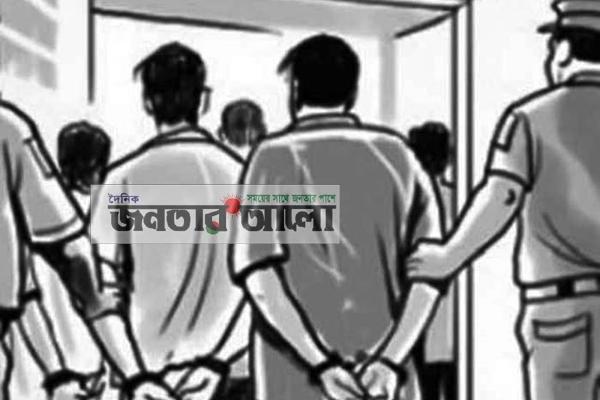 বিস্ফোরক আইনে নবাবগঞ্জে জামায়াত-বিএনপি'র ৯ জন কর্মী আটক