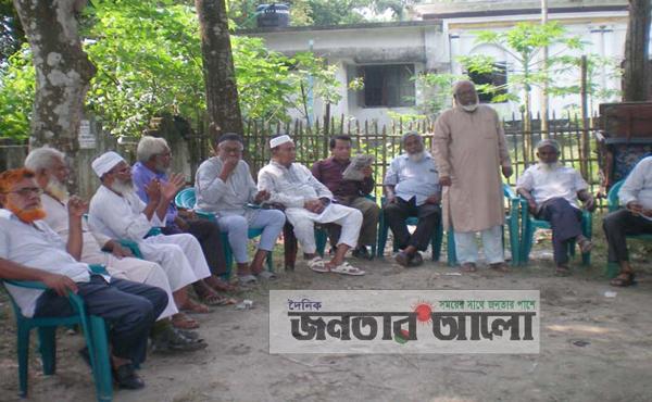 দৌলতপুরে এমপি'র ১০ পূজা মন্ডপ পরিদর্শন করলেন : রেজাউল হক চৌধূরী এমপি