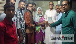 প্রকৃত লেখকরা রাজনীতি- দুর্নীতির বিরুদ্ধে: সাংস্কৃতিকধারার সাউন্ডবাংলা