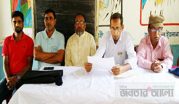 কমলগঞ্জ উপজেলা কিন্ডার গার্টেন এসোসিয়েশন আহ্বায়ক কমিটি গঠন