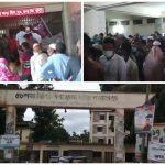 শরীয়তপুর জেলার প্রতিটি হাসপাতালে টিকা নিতে উপচে পড়া ভিড় (ভিডিও)